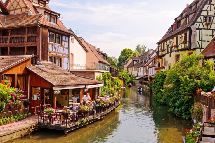 Little-Venice-Colmar-France