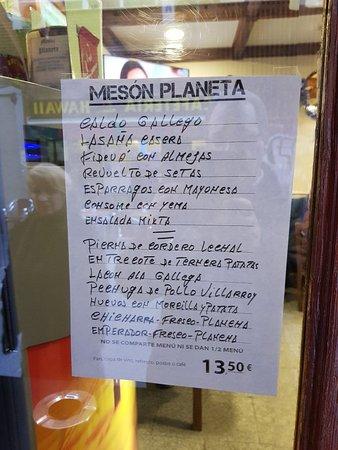 meson planetaa